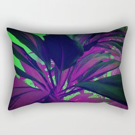 Behind the foliage Rectangular Pillow