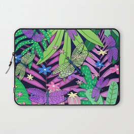Dragonfly Jungle Laptop Sleeve