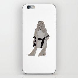 White Dress iPhone Skin