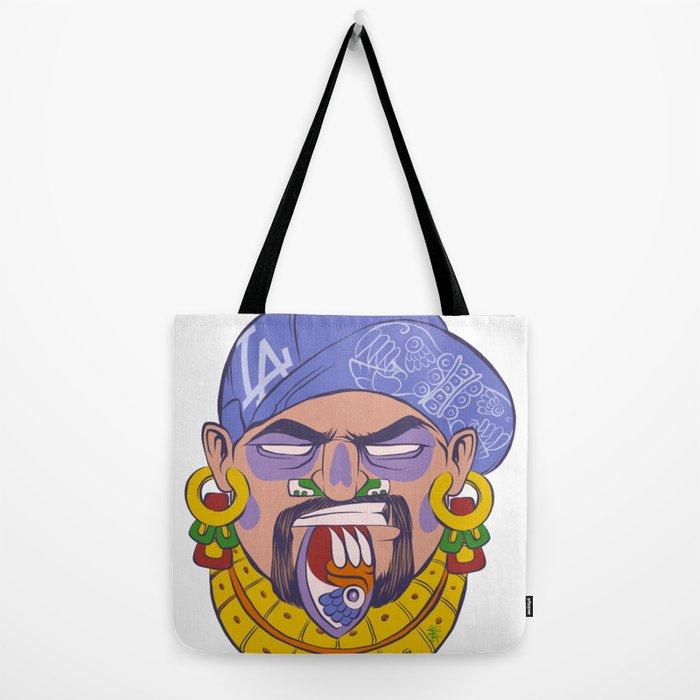DTM Azteca Tote Bag
