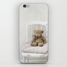 Teddy Chair  iPhone Skin