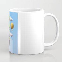 New City in the Sky Coffee Mug