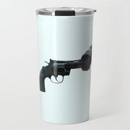 Non-violence Revolver Travel Mug