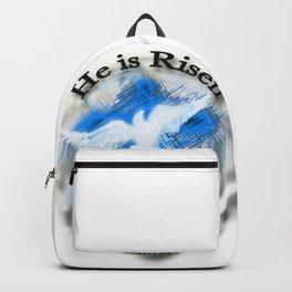 Jesus Christ - He is Risen. Backpack