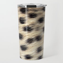 Cheetah Pattern Style Travel Mug