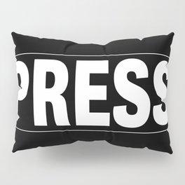Press pass Pillow Sham