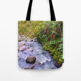 Macleary Creek Tote Bag