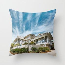 Big House Throw Pillow