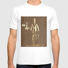 As I (band) Mens Fitted Tee White MEDIUM
