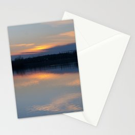 Concept : Water reflection Stationery Cards