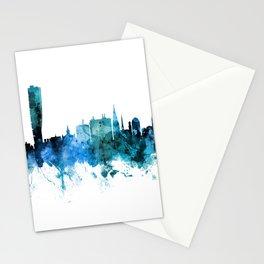 Malmo Sweden Skyline Stationery Cards