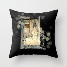 Renaissance Rondo Throw Pillow
