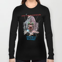 Not Clowns Long Sleeve T-shirt