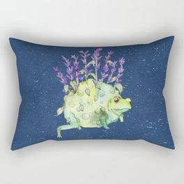 Flora Toad Rectangular Pillow