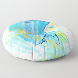 Nixie Floor Pillow