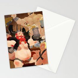 Vikings Stationery Cards