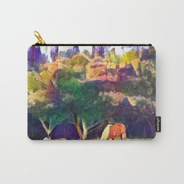 Mimosa Bellas Carry-All Pouch
