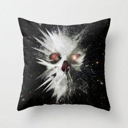 Big Bang Throw Pillow
