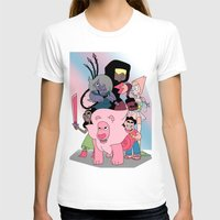 steven universe T-shirts featuring Steven Universe by Laura Pulido
