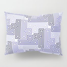 Op Art 40 Pillow Sham