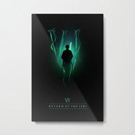 Episode VI Metal Print
