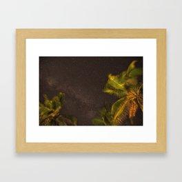 Starry Sky Framed Art Print