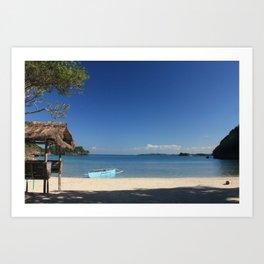 100 Islands, Philippines Art Print