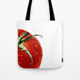 Elections or a fresh tomato salad... Tote Bag