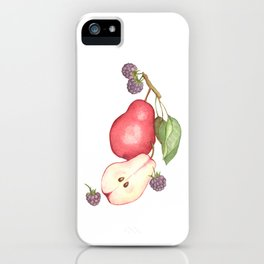 Fruits.... :\ iPhone Case