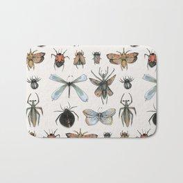 Entomology Bath Mat