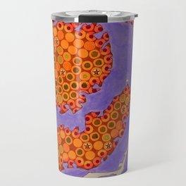 The orange Nation Travel Mug
