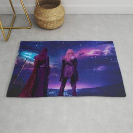 Clexa leaders Rug