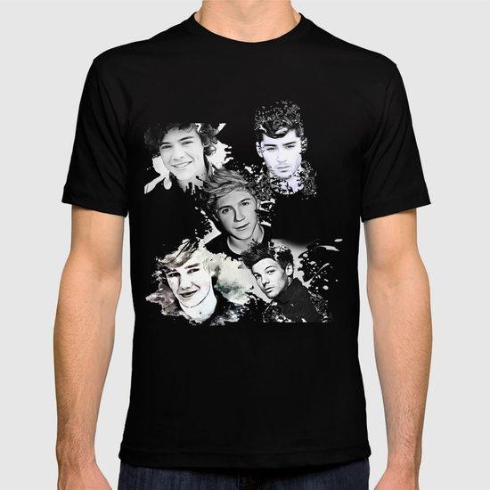 1D Splat T-shirt