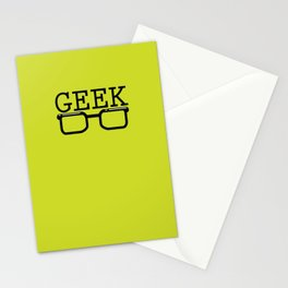 Geek Stationery Cards