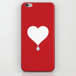 Love Hurts iPhone Skin