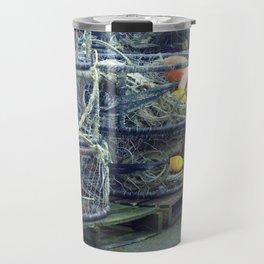 Fishing Traps Travel Mug