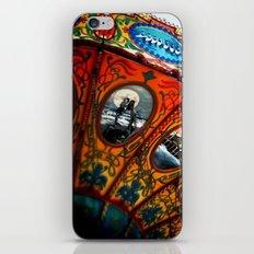 Santa Cruz iPhone & iPod Skin