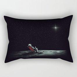Space Chill Rectangular Pillow