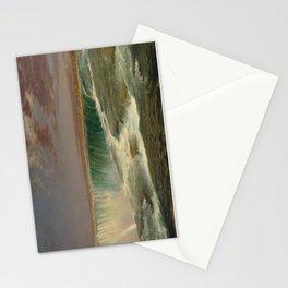 Frederic Edwin Church Niagara 1857 Painting Stationery Cards