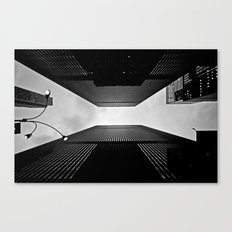 NYC can be dizzying sometimes Canvas Print