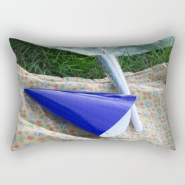 lonely party Rectangular Pillow