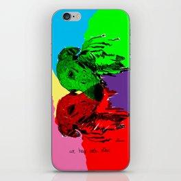 Galgos iPhone Skin