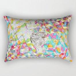 Pattern x Dog  Rectangular Pillow