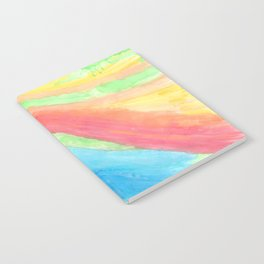 colors of the sea Notebook