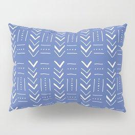 Geometric on dark blue ground Pillow Sham