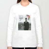panic at the disco Long Sleeve T-shirts featuring Panic! At The Disco Album Cover by marinasdiamonds
