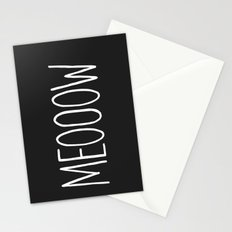 MEOOOW Stationery Cards