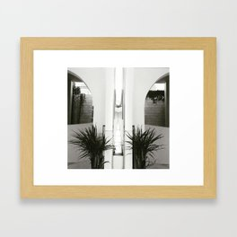 Symmetry #1 Framed Art Print