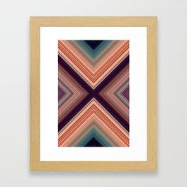 Rachel Tattoo Framed Art Print