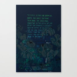 """Conquest of the Useless"" by Werner Herzog Print (v. 8) Canvas Print"